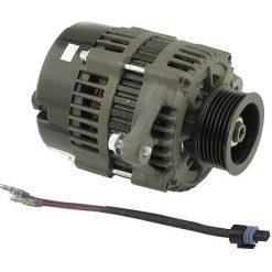 Alternator  70 amp serpentine pulley