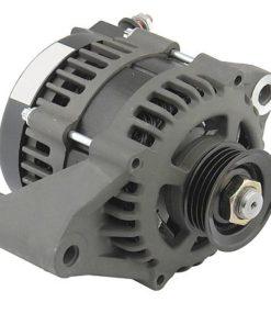 Alternator  50 amp serpentine pulley