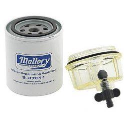 Fuel Filer & Bowl for Water Separator Gasoline Outboard
