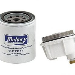 Fuel Filer & Bowl for Water Separator Gasoline Inboard Filter el